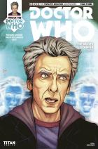 Doctor Who: Twelfth Doctor Year Three #6 Cover A (Credit: Titan / Blair Shedd)