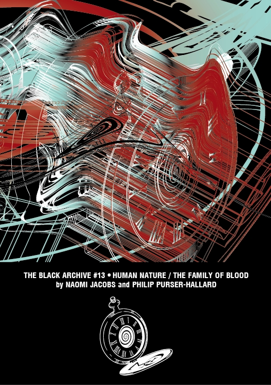 Black Archive #13: Human Nature / Family of Blood (Credit: Obverse Books)