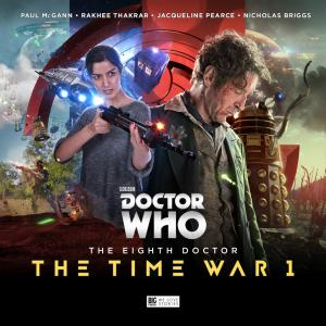 The Eighth Doctor: The Time War (Credit: Big Finish)
