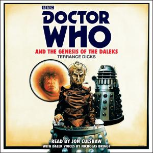 Doctor Who and The Genesis of The Daleks (Credit: BBC Audio)