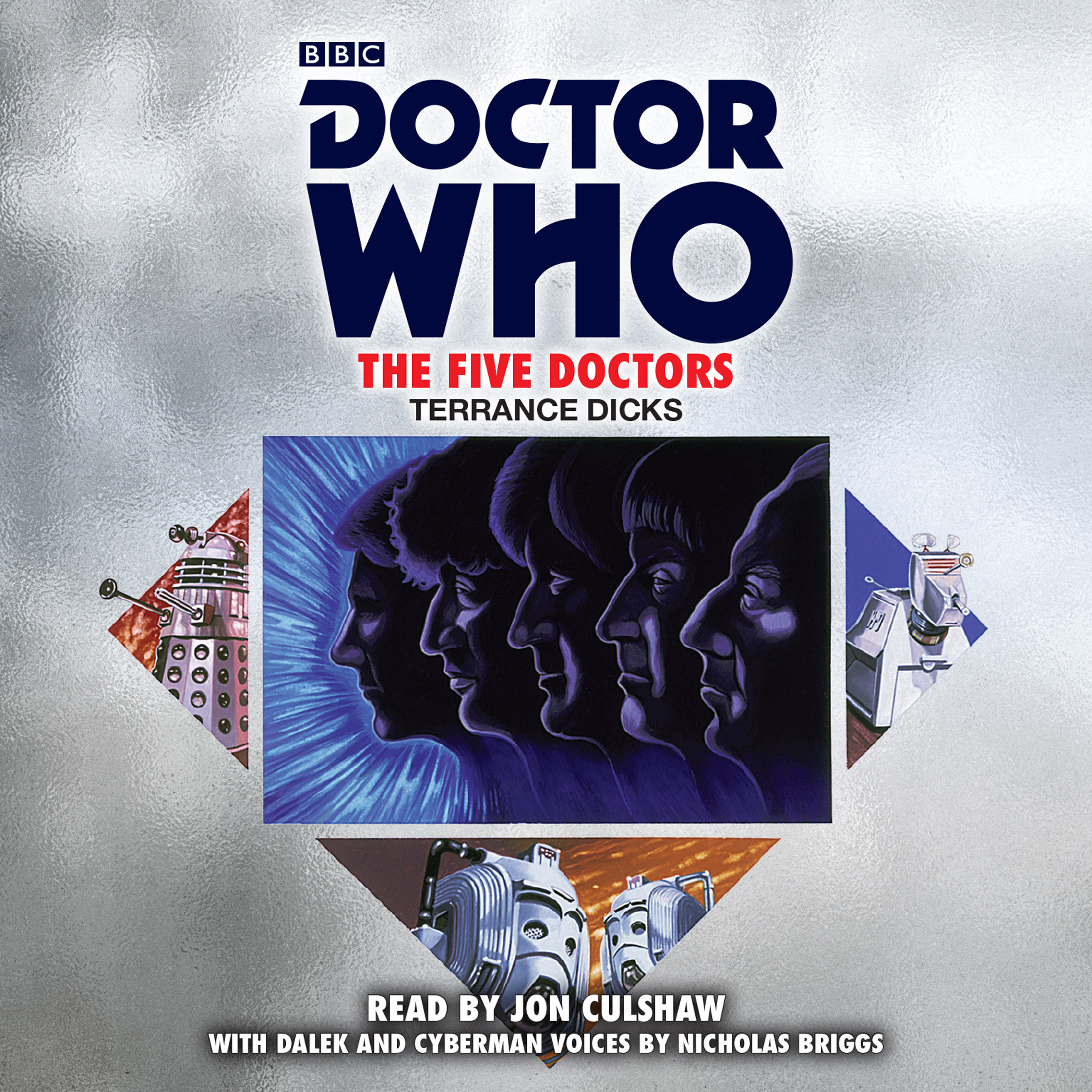 Doctor Who: The Five Doctors (Credit: BBC Audio)