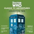 Doctor Who: Classic TV Adventures - Collection Two (Credit: BBC Audio)