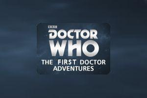 bfFirst Doctor Adventures