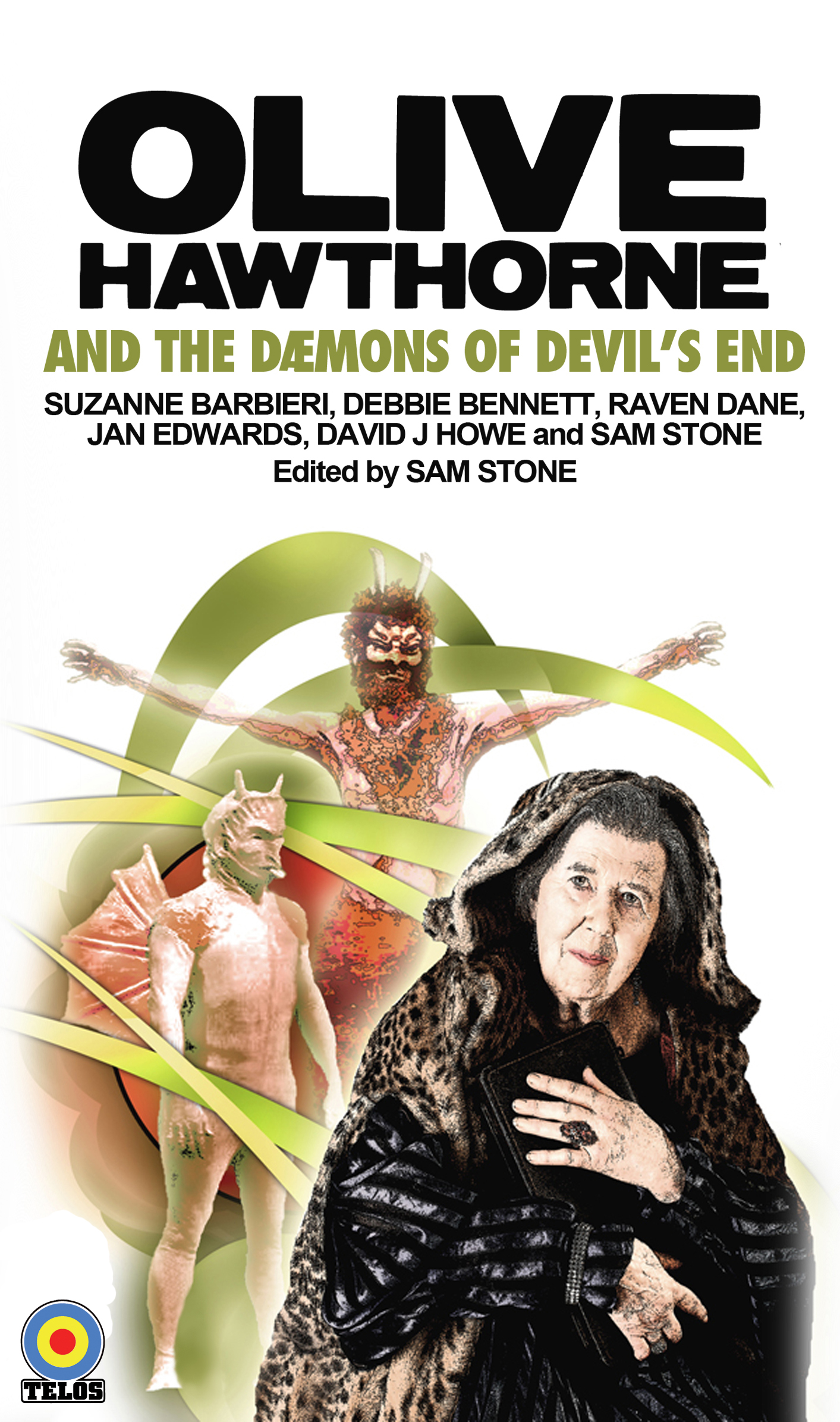 The Daemons of Devil's End (special cover) (Credit: Telos Publishing)