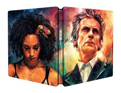Doctor Who Series 10 - Steelbook (Credit: BBC Worldwide)