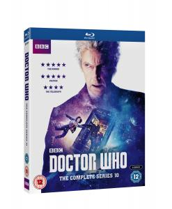 Doctor Who Series 10 - Blu-Ray (Credit: BBC Worldwide)