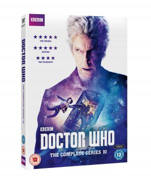 Doctor Who Series 10 - DVD (Credit: BBC Worldwide)