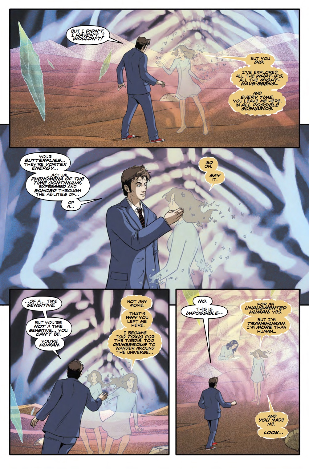 TENTH DOCTOR 3 10 - Page 4 (Credit: Titan )
