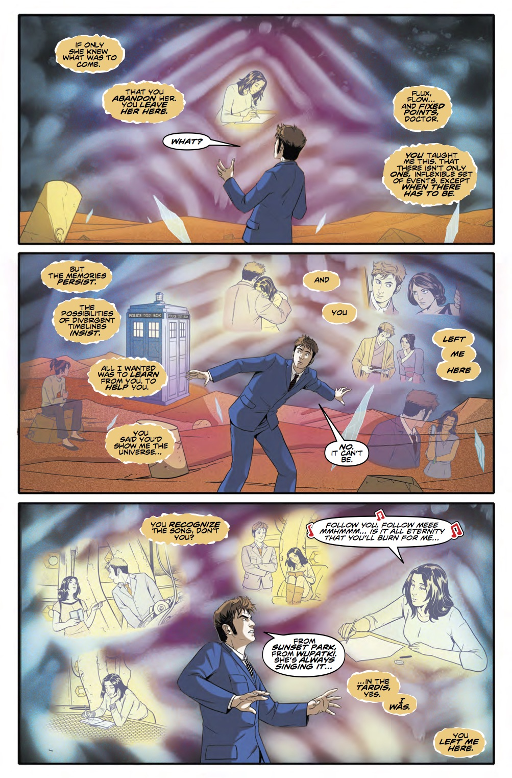 TENTH DOCTOR 3 10 - Page 3 (Credit: Titan )