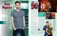 Doctor Who Magazine Issue 518 (Credit: Panini)