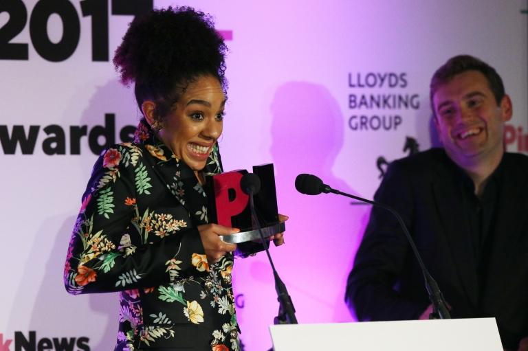 Pearl Mackie - Pink News Award
