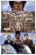 Doctor Who News - Page 1 (Credit: Titan )