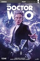 Doctor Who News - Cover B (Credit: Titan )