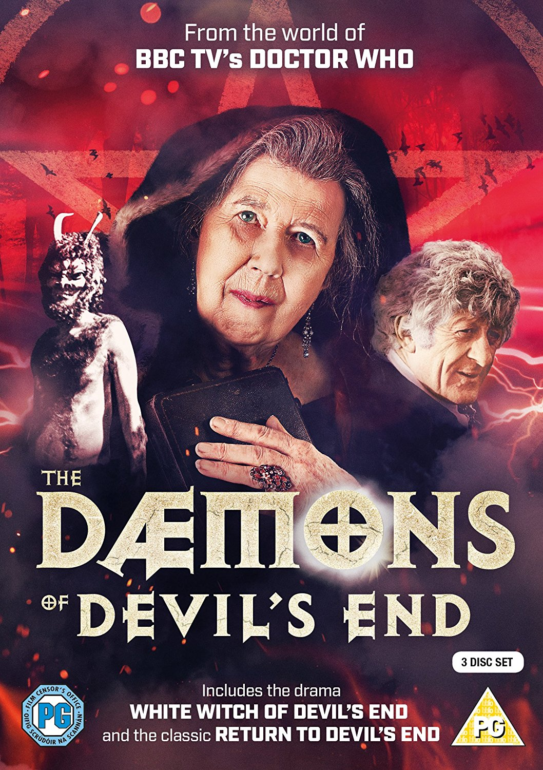 The Daemons of Devil's End (Credit: Koch Media)