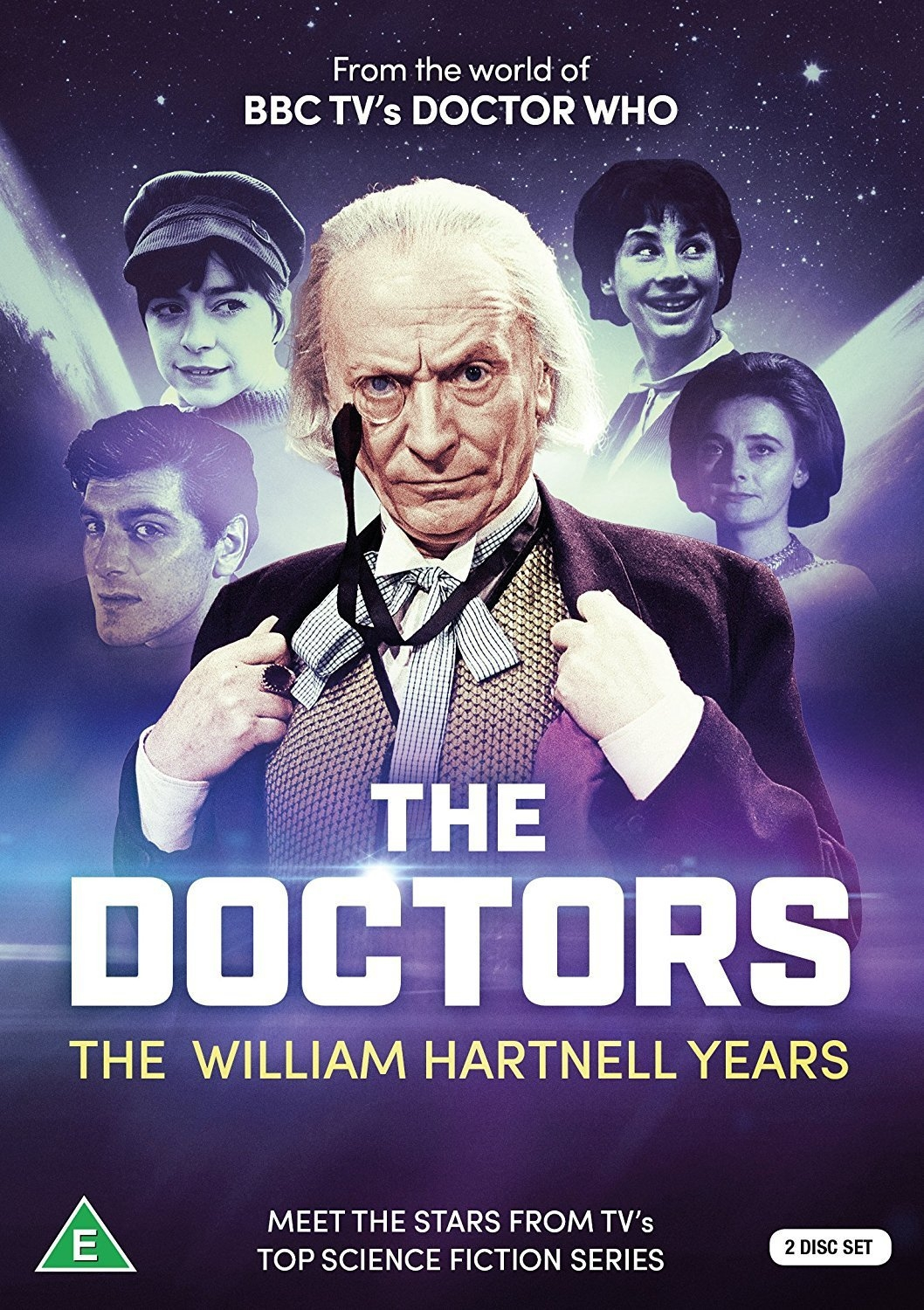 The Doctors: The William Hartnell Years (Credit: Koch Media)