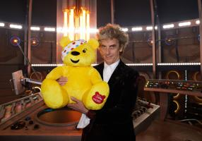 Children in Need 2017 - Peter Capaldi (Credit: BBC/Simon Ridgway)