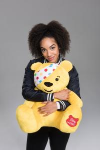 Children in Need 2017 - Pearl Mackie (Credit: BBC/Ray Burmiston)