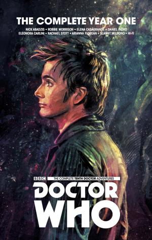 DOCTOR WHO: THE TENTH DOCTOR COMPLETE YEAR ONE (Credit: Titan Comics)