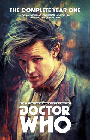 DOCTOR WHO: THE ELEVENTH DOCTOR COMPLETE YEAR ONE (Credit: Titan Comics)