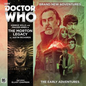 The Early Adventures: The Morton Legacy (Credit: Big Finish)