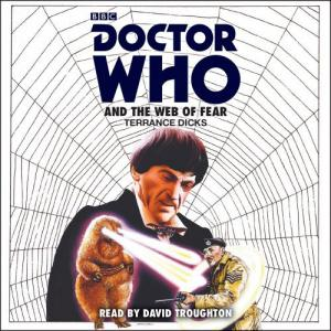 The Web of Fear (audiobook) (Credit: BBC Audio)