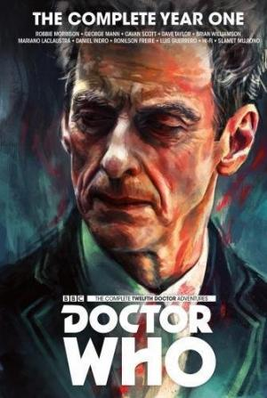 Doctor Who: The Twelfth Doctor: The Complete Year One (Credit: Titan)