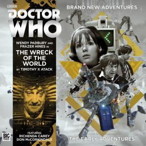 The Wreck Of The World (Credit: Big Finish)