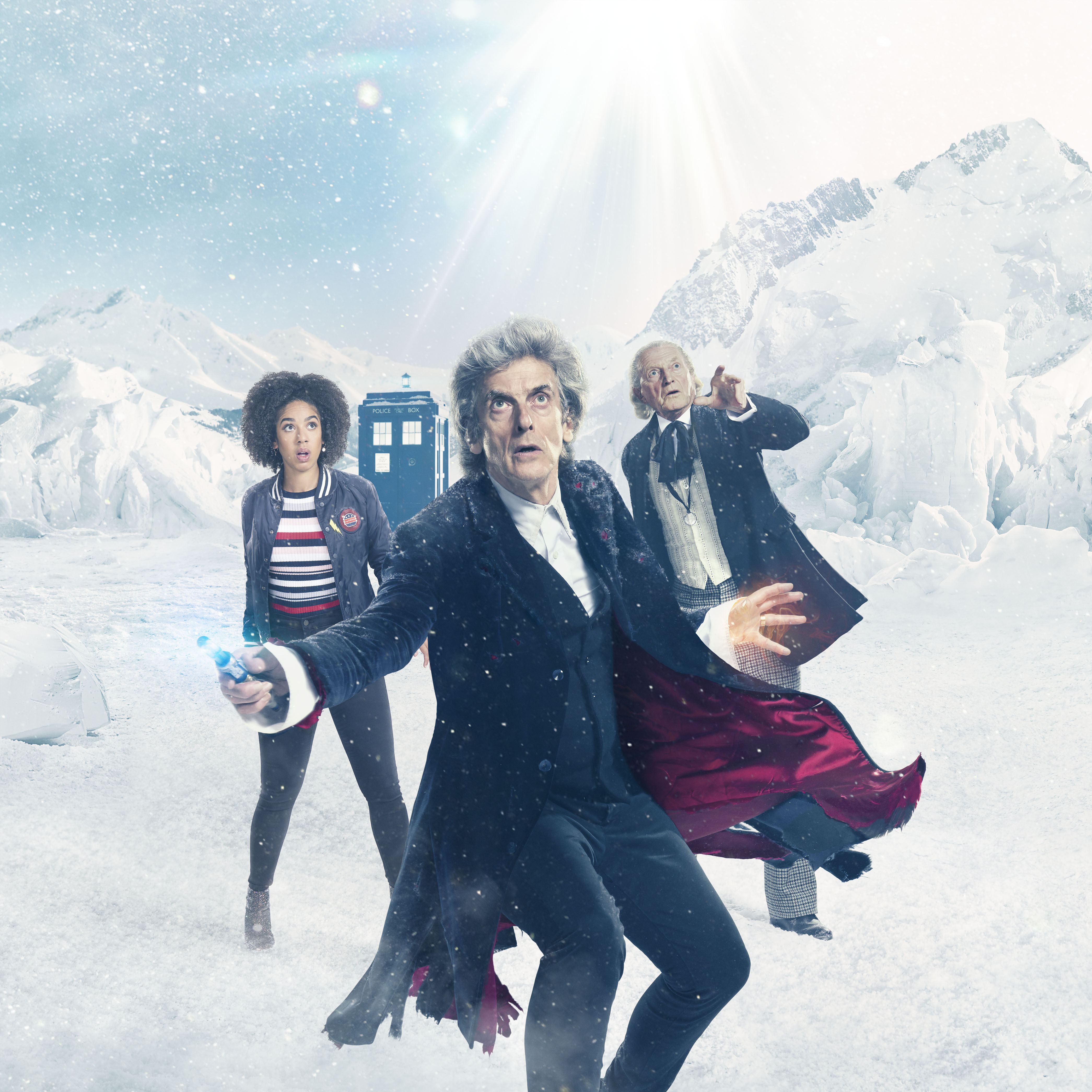 Twice Upon A Time - The Doctor Who Christmas Special (Credit: BBC)
