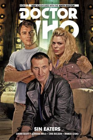 The Ninth Doctor – Volume 4: Sin-Eaters (Credit: Titan)