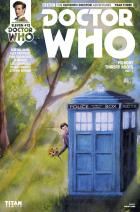 Doctor Who News - Cover C (Credit: Titan )
