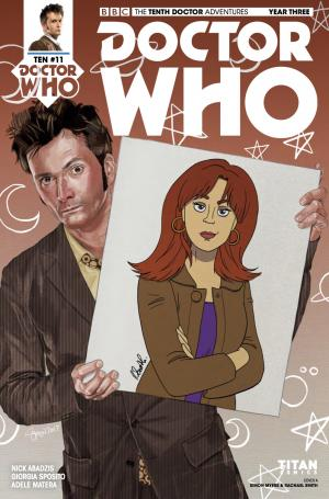 Doctor Who: The Tenth Doctor Year Three #11 (Credit: Titan)