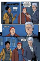 Twelfth Doctor Year Three #10 - Page 3 (Credit: Titan )