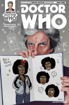 Twelfth Doctor Year Three #10 - Cover A (Credit: Titan )