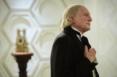 Twice Upon a Time: The First Doctor (David Bradley) (Credit: BBC/BBC Worldwide (Simon Ridgway))