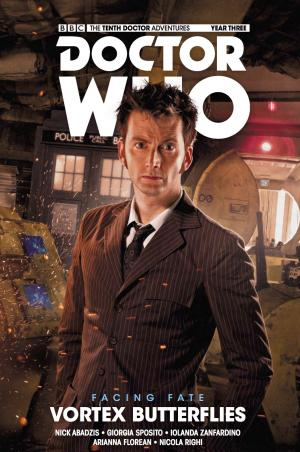 The Tenth Doctor: Facing Fate Volume 2: Vortex Butterflies (Credit: Titan)