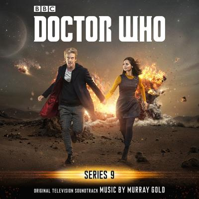 Doctor Who Series Nine Soundtrack (Credit: Silva Screen)