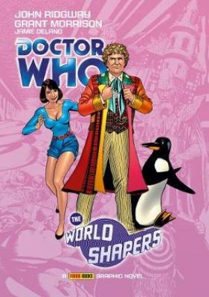 The World Shapers (Panini Graphic Novel) (Credit: Panini)