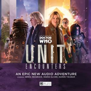 Doctor Who: UNIT: Encounters
