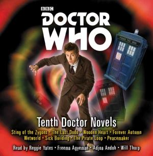 Tenth Doctor Novels (Credit: BBC Audio)
