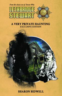 Lethbridge-Stewart: A Very Private Haunting (Credit: Candy Jar Books)