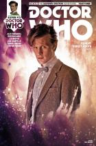 Doctor Who: Eleventh Doctor Year Three #13 - Cover B (Credit: Titan )