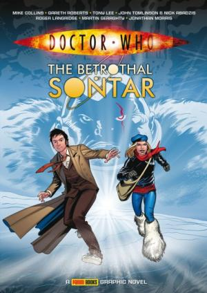 The Betrothal of Sontar (Credit: Panini)