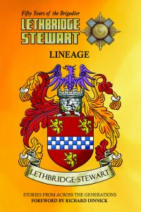 Lethbridge-Stewart: Lineage (Credit: Candy Jar Books)