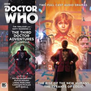 The Third Doctor Adventures - Volume 4