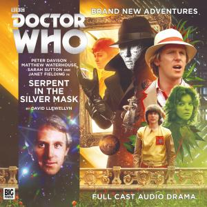 Serpent In The Silver Mask (Credit: Big Finish)
