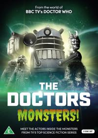 The Doctors: Monsters!  (Credit: Koch Media)