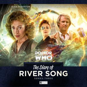 Doctor Who: Diary of River Song: Series 3