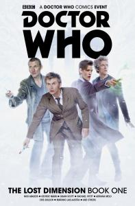 Doctor Who: The Lost Dimension Book One (Credit: Titan )