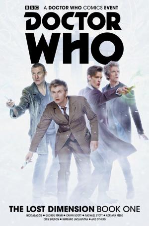 Doctor Who: The Lost Dimension Book OneDOCTOR_WHO_THE_LOST_DIMENSION_VOLUME_1_COVER_.JPG (Credit: Titan )