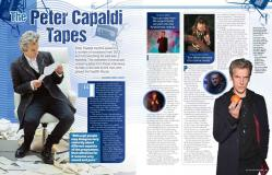 Doctor Who Magazine 522 - sample page 2 (Credit: Panini)